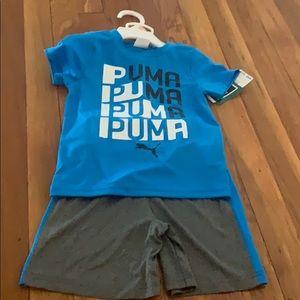 Puma boys set